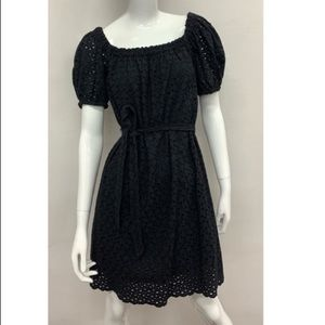 Velvet by Graham & Spencer Dresses - NWT BLACK Velvet Graham & Spencer Dress